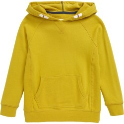 Toddler Boy's Mini Boden Everyday Hoodie, Size 3-4Y - Yellow