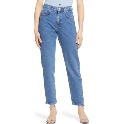 Women's Aware By Vero Moda Nadine High Waist Relaxed Jeans, Size 31 - Blue found on MODAPINS from Nordstrom for USD $65.40