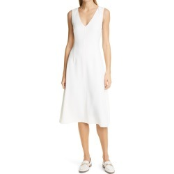 Women's Club Monaco Cross Back Sleeveless A-Line Dress, Size 0 - White found on Bargain Bro Philippines from Nordstrom for $249.00