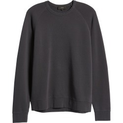 Men's Vince Crew Sweatshirt, Size Large R - Black found on Bargain Bro from Nordstrom for USD $133.00
