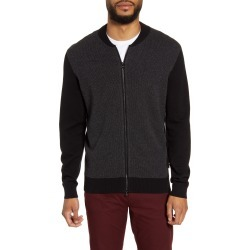 Men's Boss Baio Colorblock Zip Cardigan found on MODAPINS from Nordstrom for USD $128.97