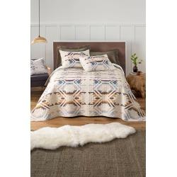 Pendleton White Sands Quilt & Sham Set