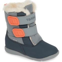 Toddler Boy's Tsukihoshi Teddy Waterproof Boot, Size 10 M - Grey found on Bargain Bro from Nordstrom for USD $49.36