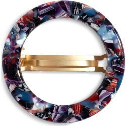 Madewell Acrylic Circle Barrette, Size One Size - Black found on Bargain Bro India from Nordstrom for $12.50