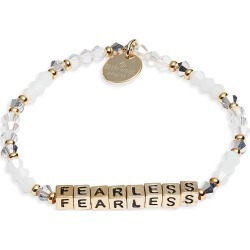 Women's Little Words Project Fearless Bracelet found on Bargain Bro Philippines from Nordstrom for $25.00