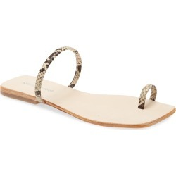 Women's Jeffrey Campbell Darbey Slide Sandal found on MODAPINS from Nordstrom for USD $37.50
