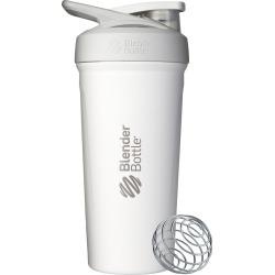 Blender Bottle Strada 24-Ounce Stainless Steel Bottle, Size One Size - White