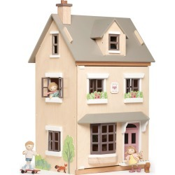 Toddler Girl's Tender Leaf Toys Foxtail Villa Dollhouse found on Bargain Bro Philippines from LinkShare USA for $234.99