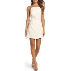 Women's French Connection Whisper Light Sheath Minidress, Size 0 - White found on Bargain Bro Philippines from LinkShare USA for $148.00