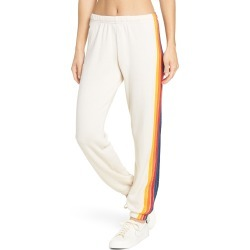 Women's Aviator Nation Stripe Sweatpants found on MODAPINS from Nordstrom for USD $150.00