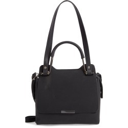 Knotty Faux Leather Satchel - found on MODAPINS from Nordstrom for USD $88.00