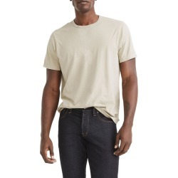 Men's Madewell Garment Dyed Allday Crewneck T-Shirt, Size Large - Green found on Bargain Bro from Nordstrom for USD $22.42