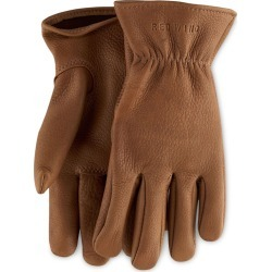 Men's Red Wing Buckskin Leather Gloves, Size Large - Brown found on MODAPINS from Nordstrom for USD $53.40