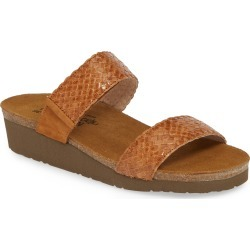 Women's Naot Blake Slide Sandal, Size 7US - Brown found on MODAPINS from Nordstrom for USD $149.95