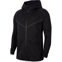 Men's Nike Zip Hoodie, Size Small - Black