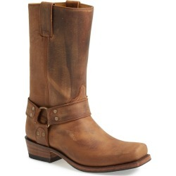 Men's Sendra Boots Tall Harness Boot, Size 10 D - Brown