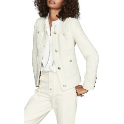 Women's Reiss June Cardigan, Size 4 US - White found on Bargain Bro India from Nordstrom for $495.00