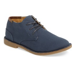 Boy's Kenneth Cole New York Real Deal Chukka Boot, Size 6 M - Blue found on Bargain Bro India from Nordstrom for $48.00