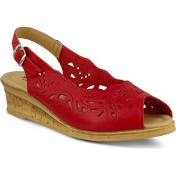 Women's Spring Step Orella Slingback Sandal, Size 9US - Red found on Bargain Bro India from Nordstrom for $60.00