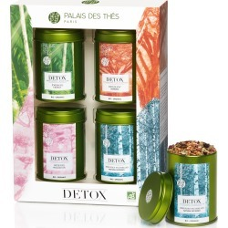 Palais De Thes Miniature Detox Loose Tea Gift Set found on Bargain Bro India from Nordstrom for $35.00