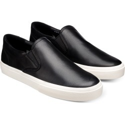 Men's Greats Wooster Slip-On Sneaker, Size 8.5 M - Black found on Bargain Bro from Nordstrom for USD $121.60