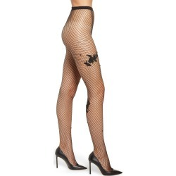 Women's Nordstrom Fishnet Floral Tights found on MODAPINS from Nordstrom for USD $18.00