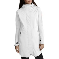 Women's Canada Goose Salida Waterproof Rain Jacket, Size X-Small - White found on Bargain Bro Philippines from Nordstrom for $650.00