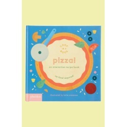 Cook In A Book - Pizza! Interactive Recipe Book, Size One Size - None