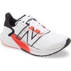 Women's New Balance Fuelcell Propel V2 Running Shoe, Size 7.5 B - White found on Bargain Bro India from Nordstrom for $99.99