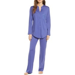 Women's Hanro Cotton Deluxe Pajamas found on MODAPINS from Nordstrom for USD $198.00
