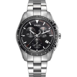 Men's Rado Hyperchrome Chronograph Bracelet Watch, 45Mm found on Bargain Bro India from Nordstrom for $1550.00