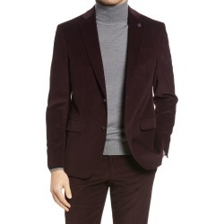 Men's Ted Baker London Ralph Corduroy Sport Coat, Size 36 Short - Purple found on MODAPINS from Nordstrom for USD $598.00