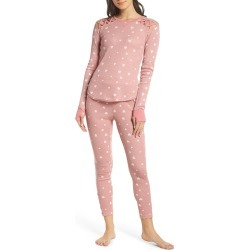 Women's Retrospective Co. Thermal Pajamas found on MODAPINS from Nordstrom for USD $60.00