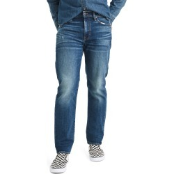 Men's Madewell Straight Leg Jeans, Size 40 x 30 - Blue found on Bargain Bro from Nordstrom for USD $97.28