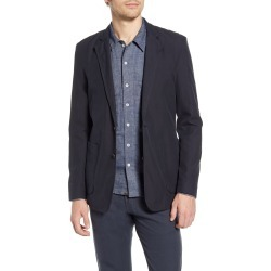 Men's Billy Reid Bellow Pocket Blazer, Size 44 - Black found on MODAPINS from Nordstrom for USD $243.95