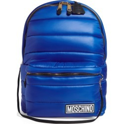 Moschino Puffer Backpack With Hood - Blue found on Bargain Bro Philippines from Nordstrom for $1415.00
