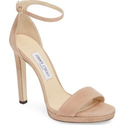 Women's Jimmy Choo Misty Platform Sandal, Size 10US / 40EU - Pink found on Bargain Bro Philippines from Nordstrom for $695.00