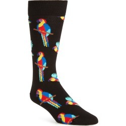 Men's Happy Socks Parrot Socks found on MODAPINS from Nordstrom for USD $8.40