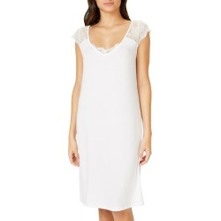 Women's The White Company Lace Sleeve Nightgown found on MODAPINS from Nordstrom for USD $69.00