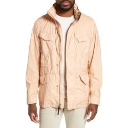 Men's Woolrich Garment Dyed Field Jacket, Size XX-Large - Pink