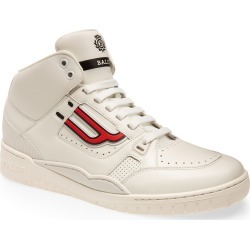 Men's Bally King Retro Champion Sneaker, Size 12 D - White found on Bargain Bro Philippines from Nordstrom for $495.00
