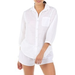 Women's Papinelle Swiss Dot Short Pajamas found on MODAPINS from Nordstrom for USD $75.00