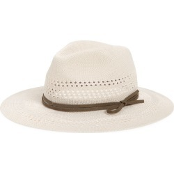 Women's Treasure & Bond Packable Knit Panama Hat - Grey found on Bargain Bro India from Nordstrom for $39.00