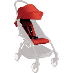 Toddler Babyzen(TM) Yoyo 6+ Color Pack Seat/fabric Set For Babyzen Yoyo+ And Yoyo2 Stroller Frames, Size One Size - Red found on Bargain Bro Philippines from Nordstrom for $50.00