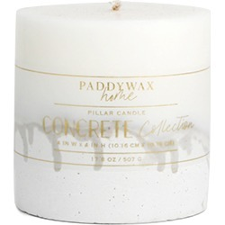 Paddywax Unscented Pillar Candle, Size One Size - Grey found on MODAPINS from Nordstrom for USD $24.00