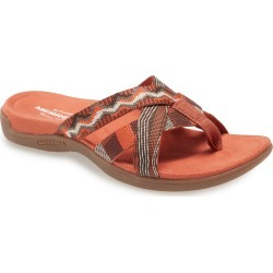 Women's Merrell District Kalbury Sandal, Size 10 M - Red found on Bargain Bro India from LinkShare USA for $69.95