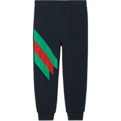 Boy's Gucci Stripe Jogger Pants found on MODAPINS from LinkShare USA for USD $185.00