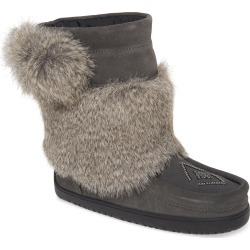 Women's Manitobah Mukluks Faux Fur & Waterproof Snow Boot found on MODAPINS from Nordstrom for USD $104.99