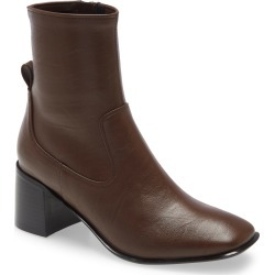 Women's Jeffrey Campbell Jerem Bootie, Size 10 M - Brown found on MODAPINS from Nordstrom for USD $149.95