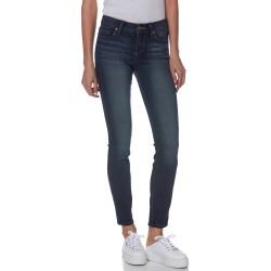 Women's Paige Transcend - Verdugo Ankle Skinny Jeans, Size 34 - Blue found on MODAPINS from Nordstrom for USD $179.00